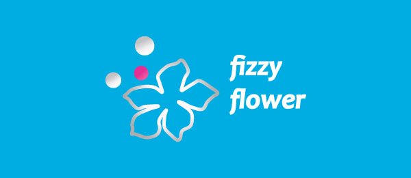 Fizzy Flower logo (old)