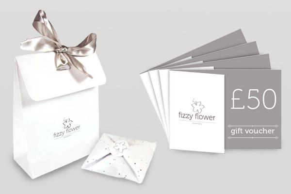 Fizzy Flower Branding