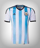 Argentina World Cup 14 Kit