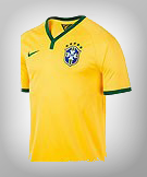 Brazil World Cup 14 Kit
