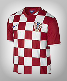 Croatia World Cup 14 Kit
