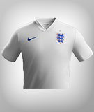 England World Cup 14 Kit