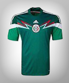 Mexico World Cup 14 Kit
