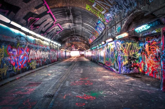 Leake Street Art