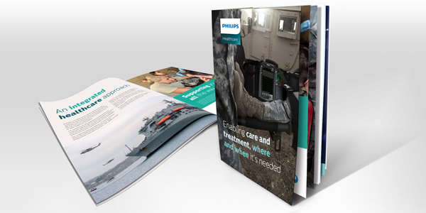 Philips Military Brochure