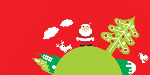 How Christmas Revolutionised Branding - Design by Pelling