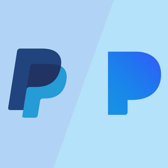PayPal & Pandora's Logo Redesign