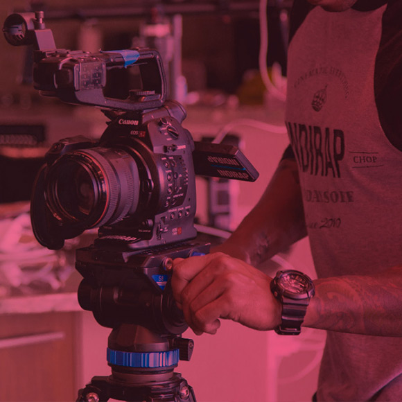 The disruption of the stock footage industry and rise of the creative class